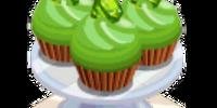 Peridot Cupcake