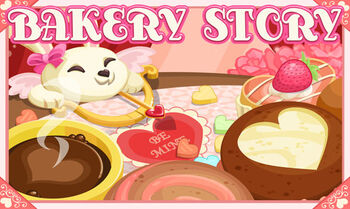 Bakery Story 57 Valentine's Day