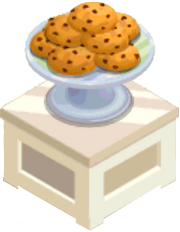 Oven-Chocolate Cookie