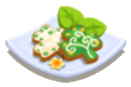 File:Lucky Oven-Clover Cookie plate.png