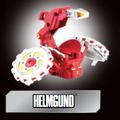 Helmgund poster