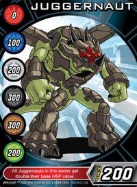 BA074-CC-SM Juggernaut
