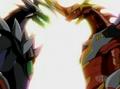 Infinity Helios and Titanium Dragonoid2