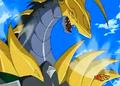 Iron drago