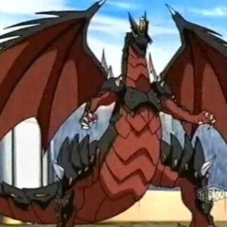 Viper Helios in Bakuganform