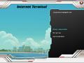 Internet Termial Log in