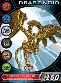 BA039-CC-SM Dragonoid