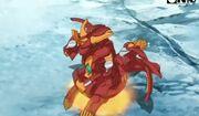 Blitz Dragonoidopen