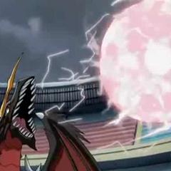 Viper Helios przy urzyciu supermocy <b>Strumień Pustki</b>