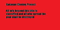 Cloned Bakugan Project