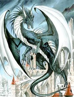 Dragon teal01