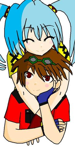 File:Bakugan DanXRuno by iloveaerrow.jpg