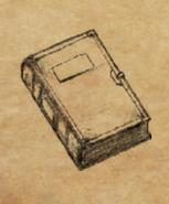 BGEE Bulduran's Log Book item artwork