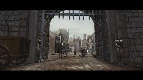 Baldur's Gate - The City