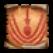 Energy Drain Icon Scroll