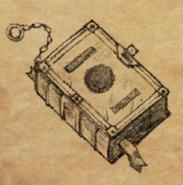 Dradeel's Spellbook item artwork BG