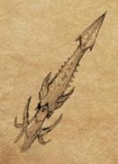 Impaler item artwork BG2