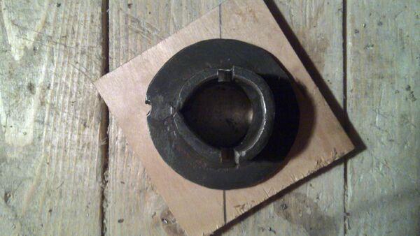 Drilling washer rim holes - 01