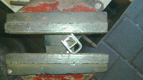 Making pi-brackets - 06