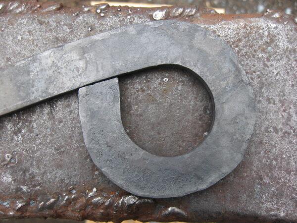 Forging field-frame rings - method 1 - 01