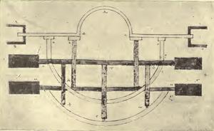 Little arch - Codex P fol. 70 - Schneider 1906