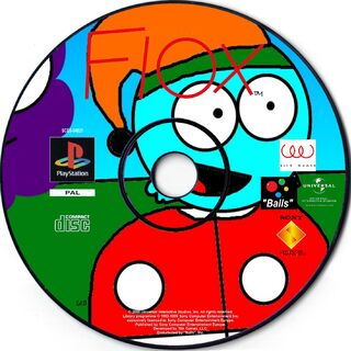 PlayStation PAL disc