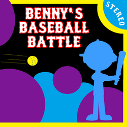 Bennysbaseballbattle-soundtrackcover