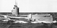 Estonia did have a submarine in 1937!