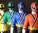 Sentai Hero Series