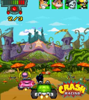 Crash Tag Team Racing Mobile