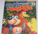 The Official Banjo-Kazooie Player's Guide From Nintendo Power