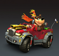 Banjo and Kazooie in Sonic & SEGA All-Stars.PNG