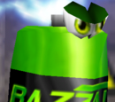 Bazza! Superlife Battery