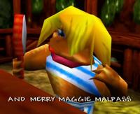 Bt merry maggie