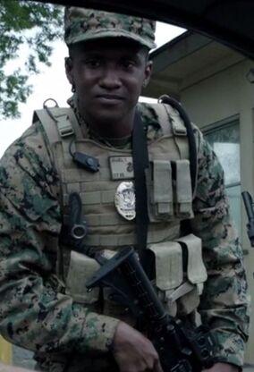 301 Marine Gate Guard