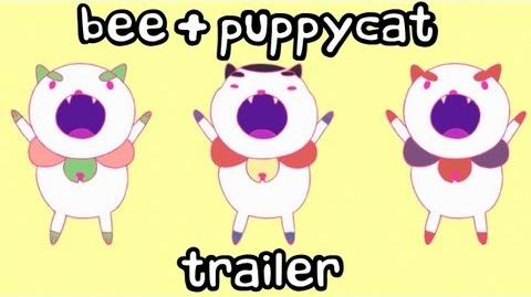 NEW Bee and PuppyCat Trailer - Coming July 11th only on Cartoon Hangover