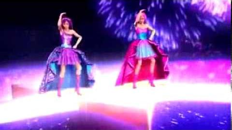 Barbie™ The Princess & The Popstar Bloopers Outtakes Perfect Day Music Video