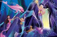 Book Illustration of Mermaid Tale 9