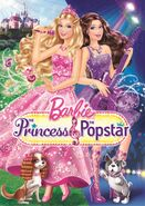 Barbie The Princess & The Popstar Cover