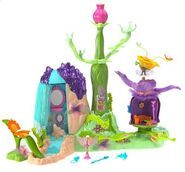 Barbie Fairytopia Enchanted Meadow Playset