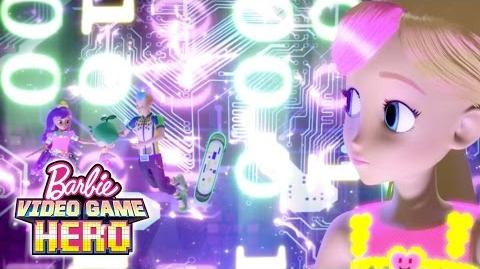 Bonus Level Not Required - Barbie Video Game Hero Clip