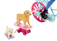 Great Puppy Adventure Spin Ride Pups Doll 8