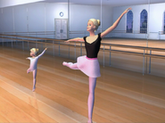 Barbie in the Nutcracker Barbie Kelly Ballet Studio 6
