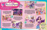 Barbie The Princess & The Popstar Storybook Scenes
