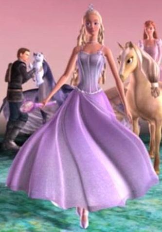 Amazon.com: Barbie and The Magic of Pegasus as Princess ...