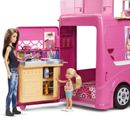 Great Puppy Adventure Pop Up Camper 4