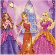 Barbie & The Diamond Castle Book Scan 5