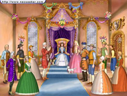 Barbie as the Princess and the Pauper Video Game Screenshot 7