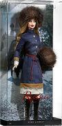 Russia Barbie Doll 2
