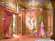 Barbie as the Princess and the Pauper Video Game Screenshot 5